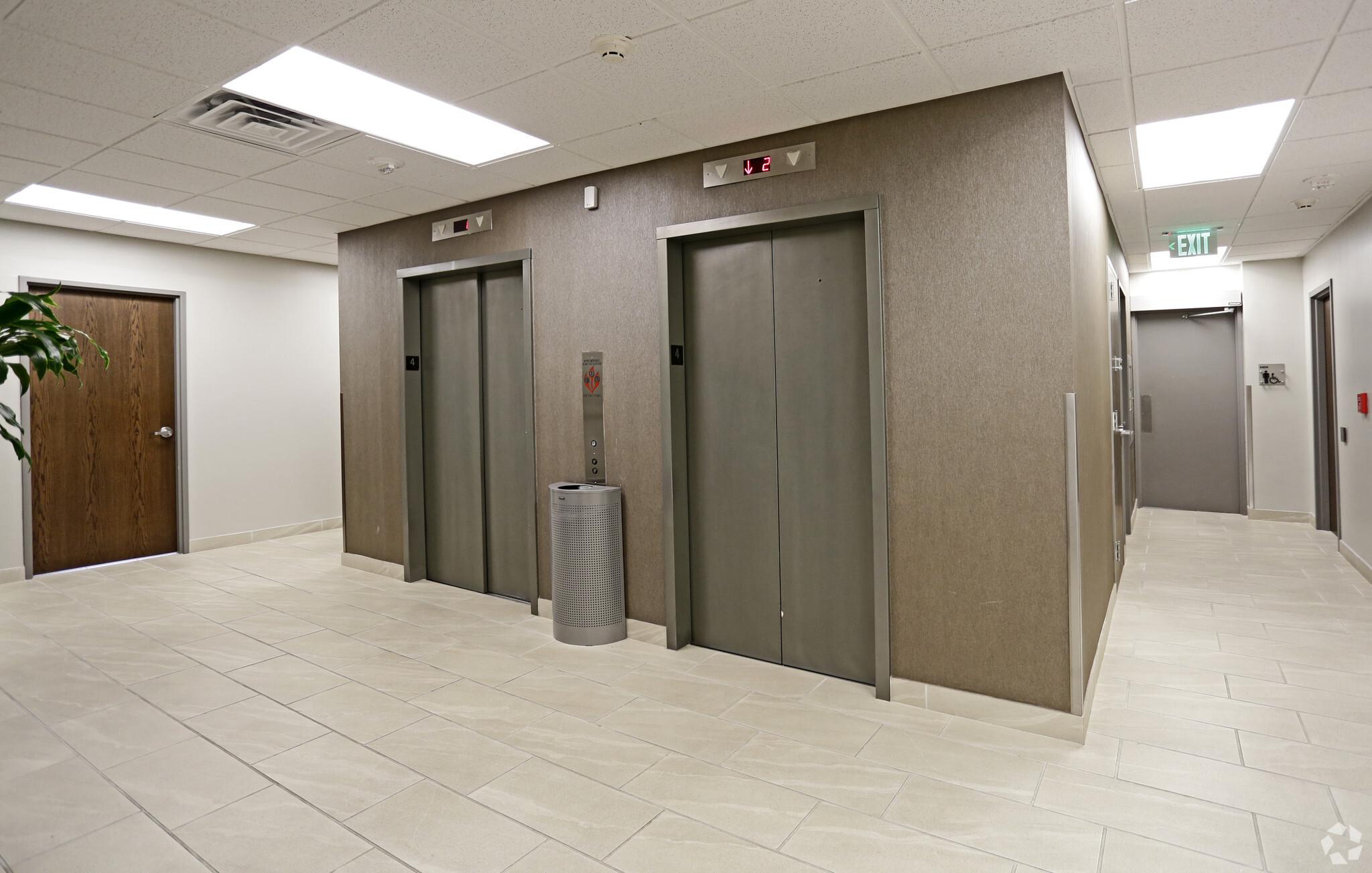 Elevators at 1151 N Buckner Blvd