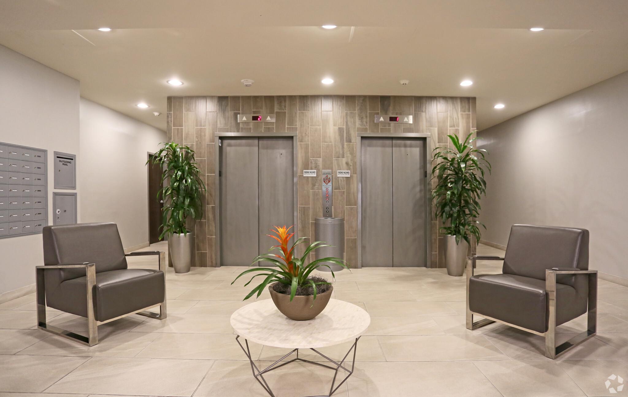 Professional Building I lobby